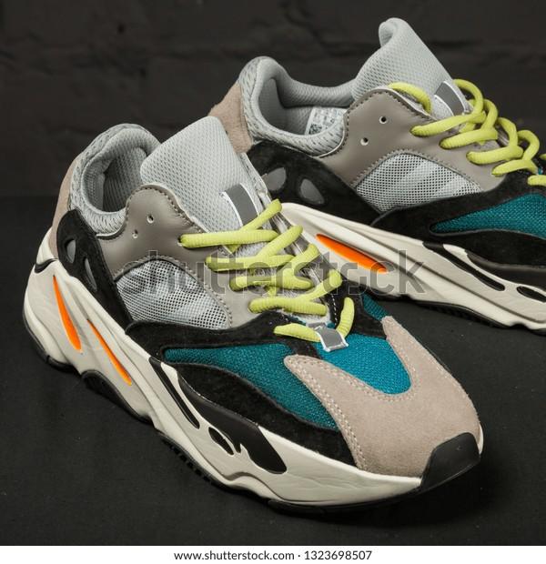 Nice Adidas Iniki Stock Photo