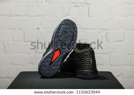 New Beautiful Colorful Nice Nike Air Stock Photo (Edit Now