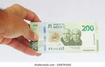 New bill of 200 Mexican pesos