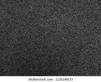 new black asphalt road texture