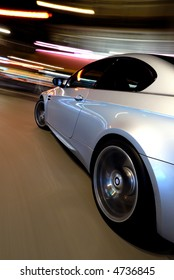 The new BMW M3 V8
