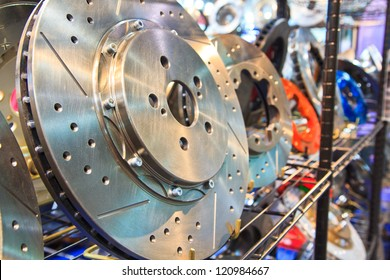 New brake disc