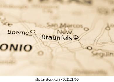 New Braunfels, Texas, USA.