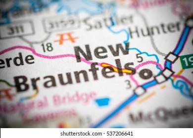 New Braunfels. Texas. USA