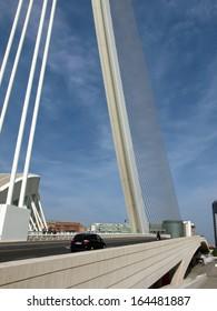 new bridge in Valencia,Spain