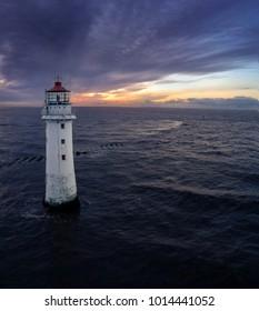 New Brighton Beach Lighthouse