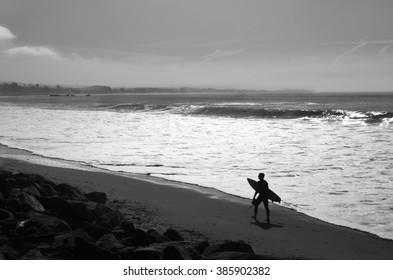 New Brighton State Beach and Campground, Capitola, California