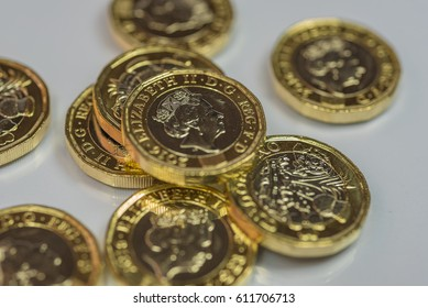 how to make a pound coin shiny
