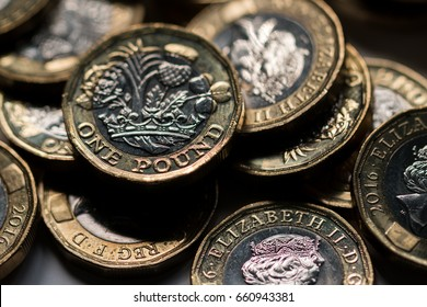 New British Pound Coins