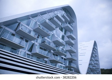 New build condominium - Vejle, Denmark.