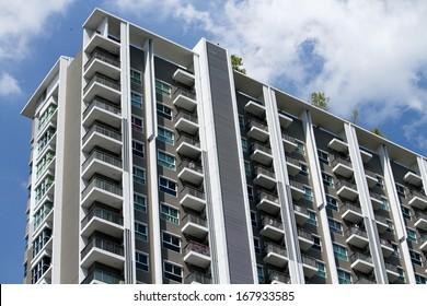 New building condominium