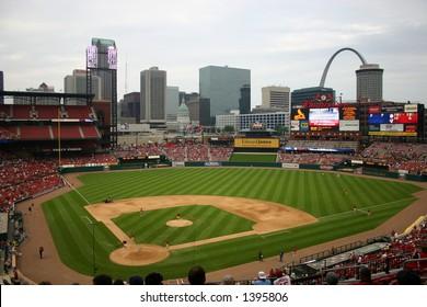 New Busch Stadium St Louis