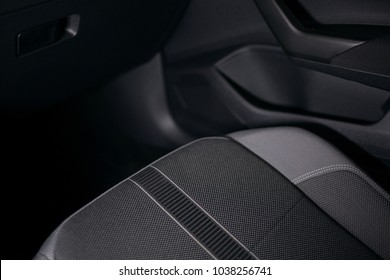 New Car Fabric Seats