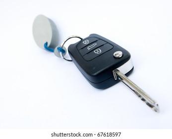 new car key
