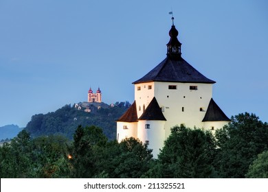 New castle in Banska Stiavnica, Slovakia