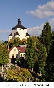 New Castle in summer Banska Stiavnica, Slovakia Unesco