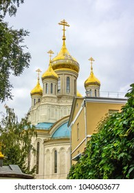 New church of the Czar and Martyr Nicholas and all Russian New Martyrs and Confessors in Moscow
