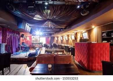 new and clean luxury karaoke in european style