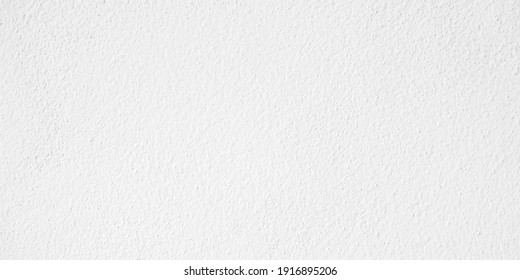 New clean white cement or concrete wall texture background. White, paper, texture.
