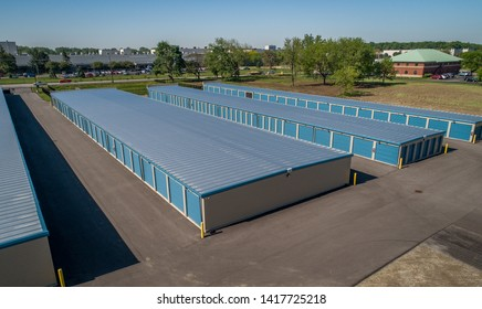 New Climate Controlled Self Storage Facility