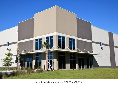 New Commercial Building with Office and Warehouse Space available for sale or lease