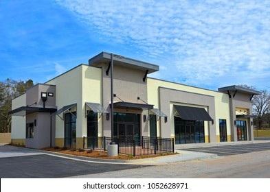 New Commercial Building with Retail, Restaurant and Office Space available for sale or lease