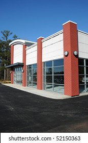 New Commercial Building for Sale or Lease