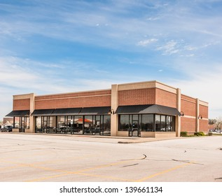 New Commercial, Retail and Office Space available for sale or lease. Strip Mall. Commercial office building