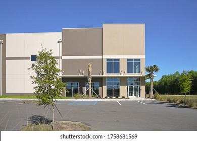 New Commercial Warehouse Building with Office Space available for sale or lease