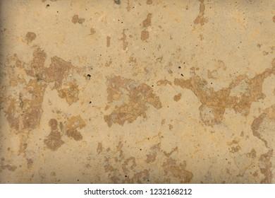New concrete surface texture
