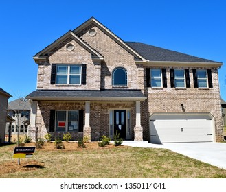 New Constructed home for sale at Georgia, USA