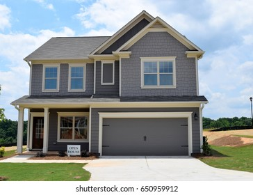 New constructed home for sale at Georgia, USA.