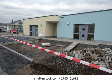 New construction of a daycare centre