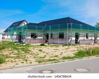 New construction of a home