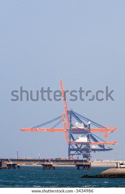 New container terminal on the maasvlakte rotterdam