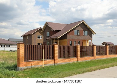 New country house from SIP panels in Siberia