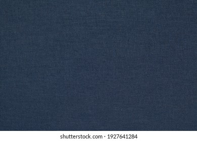 New dark blue square weave fabric useful material background