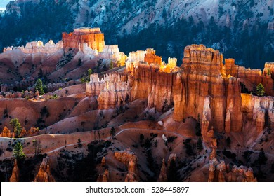 A New Day Dawning at Bryce Canyon