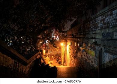 New Delhi by Night