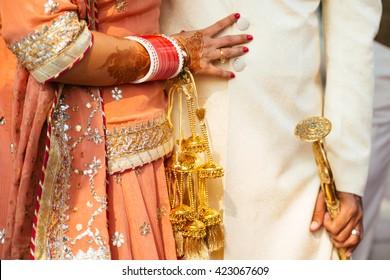 Punjabi Bride Images Stock Photos Vectors Shutterstock