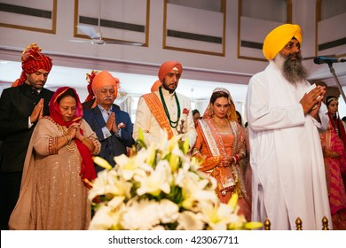 Punjabi Wedding Images, Stock Photos & Vectors | Shutterstock