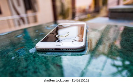 Iphone 7 Silver HD Stock Images   Shutterstock
