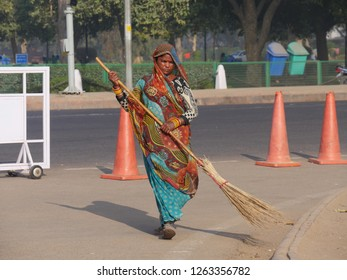 Indian Sweeper Images, Stock Photos & Vectors | Shutterstock