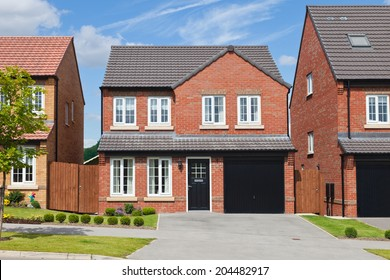 New detached houses