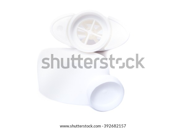 New Empty Stick Deodorant Container Isolated Stock Photo