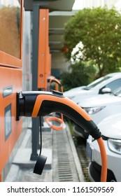 New energy sharing car