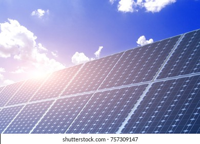 New energy, solar and wind power to solve future energy shortages