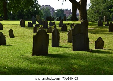 New England Graveyard