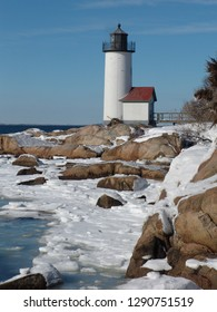 Astounding New England Lighthouse Winter Images Stock Photos Vectors Download Free Architecture Designs Scobabritishbridgeorg