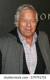 "New England Patriots CEO Robert Kraft attends the ""Billions"" Season Two Premiere at Cipriani's on February 13, 2017 in New York City."